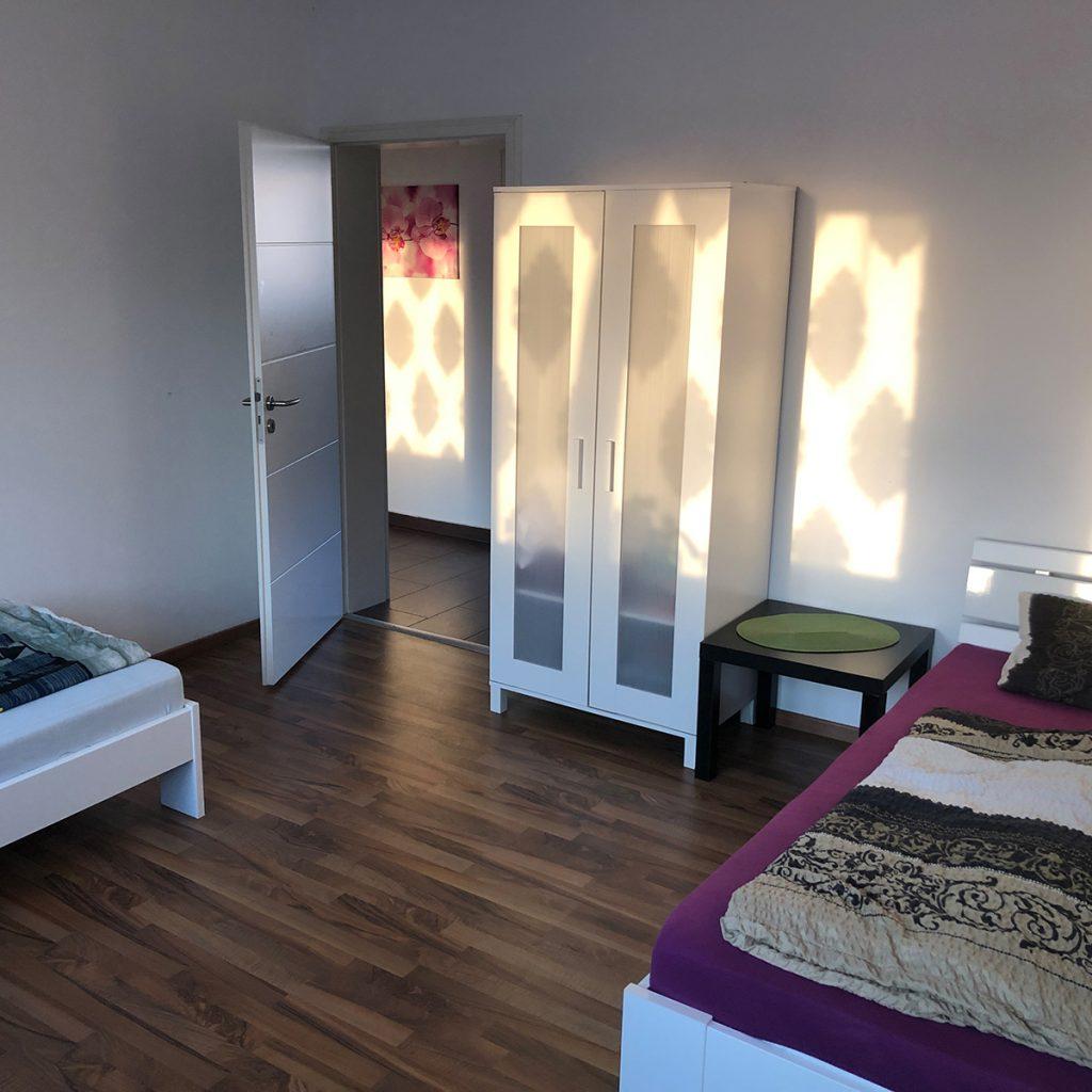 Wohnung 02 Zimmer 06 Tür
